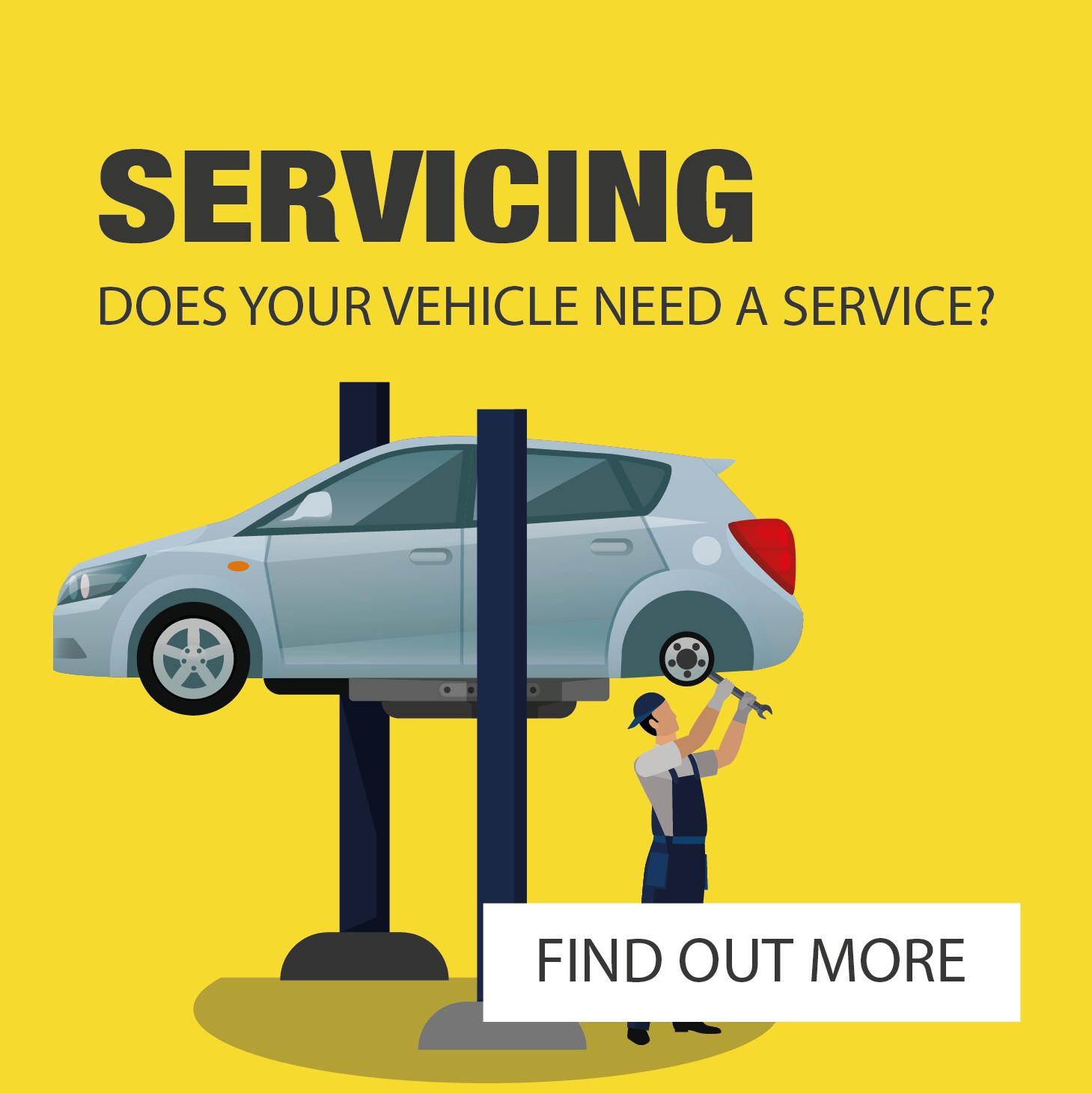 Car & Vehicle Servicing